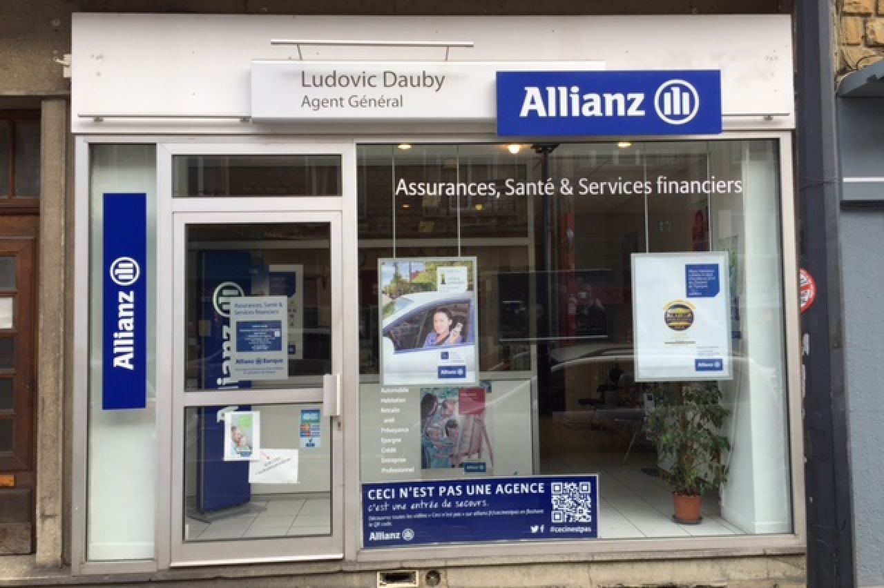 ALLIANZ DAUBY-MANTOUE - Commerce Charleville-Mézières  - Boutic photo 1