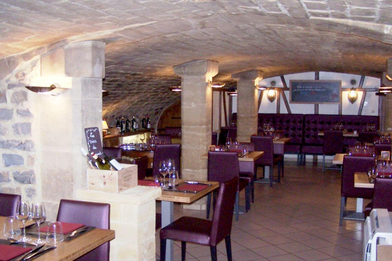 La table d 39 arthur charleville m zi res restaurants - Restaurant la table d arthur charleville ...