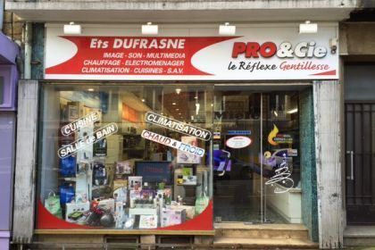 DUFRASNE MENAGER PRO & CIE