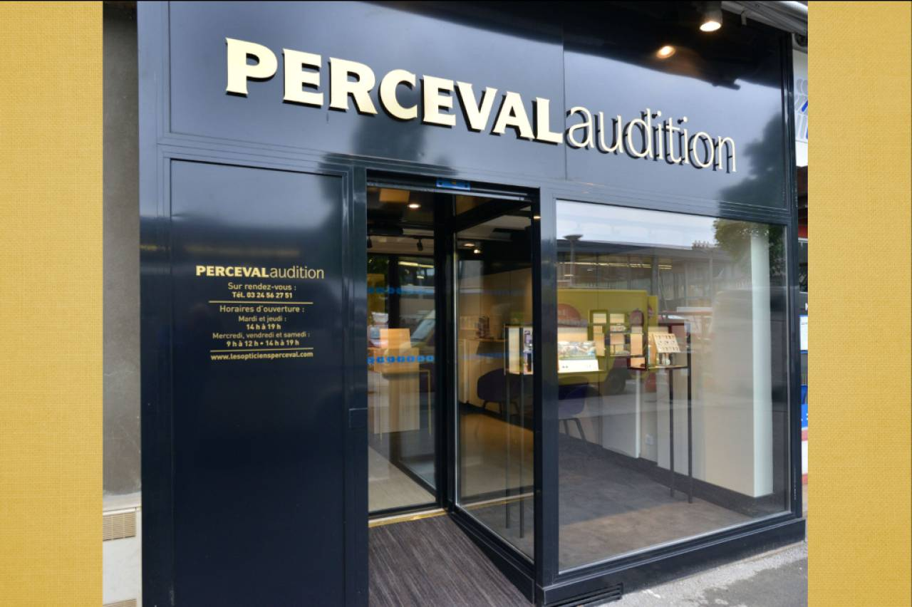 PERCEVAL AUDITION